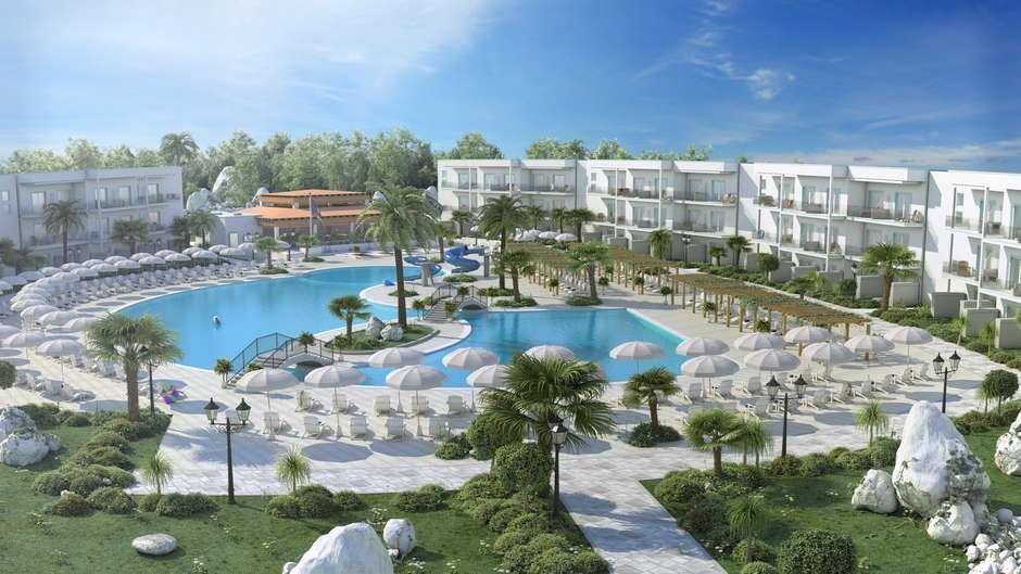 Polo Turistico della Sibaritide – Hotel 4 stelle, 400 camere, centro benessere, centro convegni